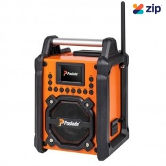 Paslode B50000 - Jobsite Digital Bluetooth AM/FM Radio and Charger  Radios/Speakers