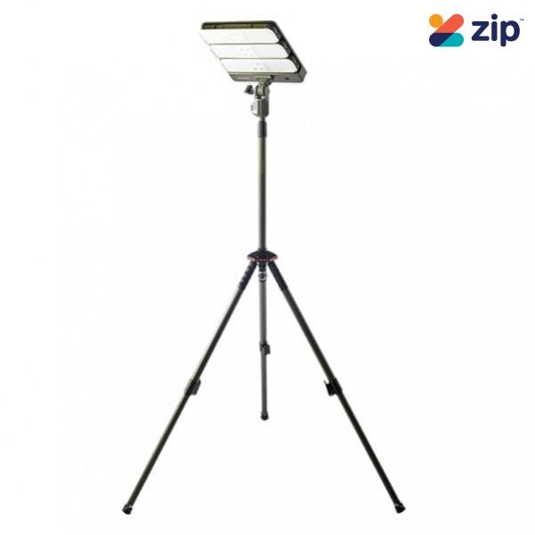 Plusrite PLS-WL25W-6K - 3450Lm 25W Portable Solar LED Work & Camping Light Lighting
