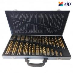 ProAmp PRO DRILL 230 Piece Titanium HSS Drill Bit Set Drill Bits