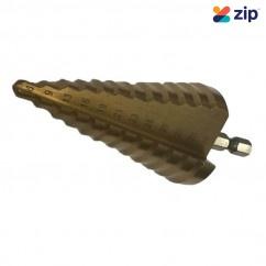 ProAmp PRO STEP 6-38 mm HSS Tin Coated Step Drill Bit Step Drills
