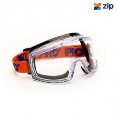Prochoice 3700 - PRO FOAM BOUND CLEAR GOGGLES Head, Eye & Ear protection