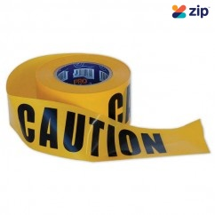 ProChoice CT10075 -100m x 75mm Yellow/Black Caution Tape Construction Consumables