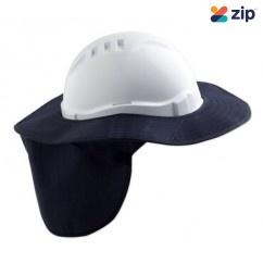 Prochoice HHBB - Blue Detachable Hard Hat Brim Suits HHV6 Hat