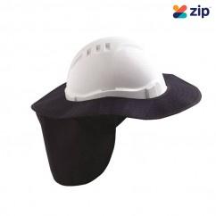 Prochoice HHBNF-B - Blue V6 & V9 Hard Hat Brim - Plastic/ Polyester Head, Eye & Ear protection