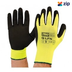 ProChoice LFN10 - ProSense XL Latex Hi-Viz Foam Gloves Gloves