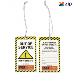 ProChoice STC12575 - Yellow Caution Safety Tags Safety Tapes & Tags