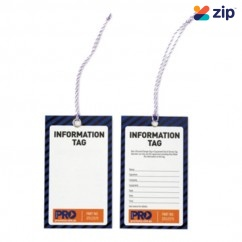 ProChoice STI12575- Information Safety Tags Safety Tapes & Tags
