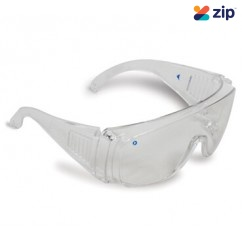 Prochoice 3000 - Clear Visitors Glasses Head, Eye & Ear protection
