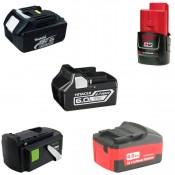 Batteries | Power Tool Batteries | C&L Tool Centre