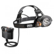 Head Lamp with Rechargeable Batteries