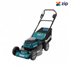 "Makita DLM531Z - 36V (18V x 2) 534mm (21"") 70L Brushless Lawn Mower Skin Mowers"