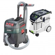 Dust Extraction & Vacuums