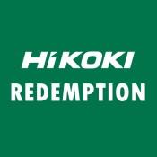 HiKOKI (Hitachi) Redemption