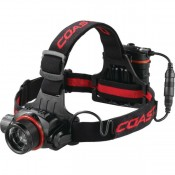 Head Lamp with Replaceable Batteries