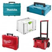 Carry Cases & Organisers