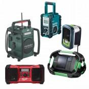 Radios and Speakers