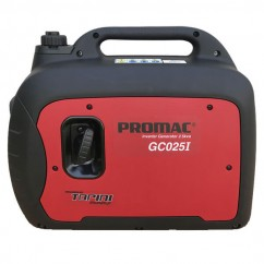 Promac GC025I - 2.5KVA Inverter Camping Generator, Ideal For Caravan Air Conditioning