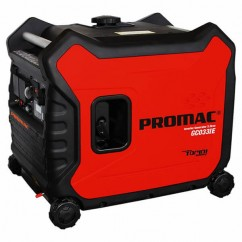 Promac GC033IE - 3.3kva Electric Pure Sine Wave Inverter Camping Generator Camping