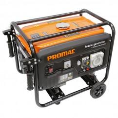 Promac GT040 - 4kva Petrol Pure Sine Wave Tradie  Generator Trade