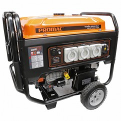 Promac GT12E - 12kva 20HP Electric Start Sine wave Tradie Generator Trade