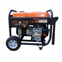 Promac GTD068E - 6.8kva Diesel Electric Start Sine wave Tradie Generator Trade