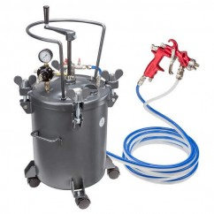 Prowin PW20LTRK - 20 Litre Pressure Feed Spray Tank System Air Spray Gun