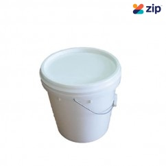QUEEN PAIL20L - Plastic Bucket With Lid 20 Litres