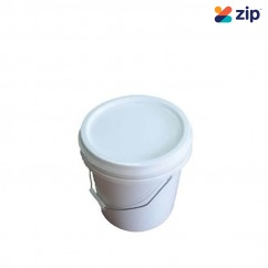 QUEEN PAIL10L - Plastic Bucket With Lid 10Ltr