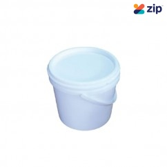 QUEEN PAIL10L - Plastic Bucket With Lid 10 Litres