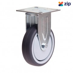 Richmond R4711 - 100mm Rubber Wheel 70kg Capacity Castor Castors