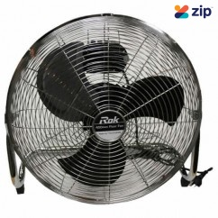 ROK 150-23-52309 - 450mm 130W Swivel Head Floor Fan Floor Fans & Ventilators