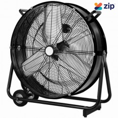 ROK 150-23-52313 - 600mm Industrial Portable Floor Fan DRUM600FAN Floor Fans & Ventilators