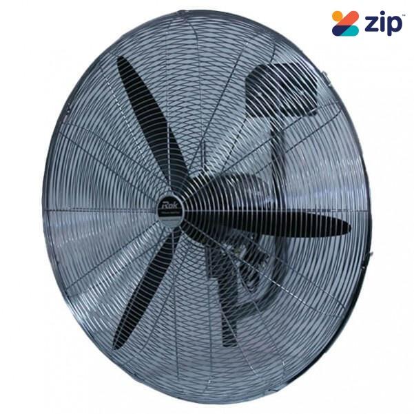 ROK 150-23-52316 - 750mm Heavy Duty Industrial Wall Mount Fan Wall Mounted