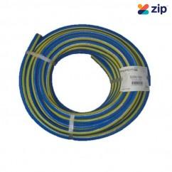 RX Plastic 21MF10X300 - 300M x 10MM Multiflex Blue&Yellow Air/Water Hose Air Hoses & Fittings