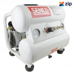 Senco AC20216 - 16L 2HP Double Tank Oil Free Low Noise Direct Drive Air Compressor Single Phase