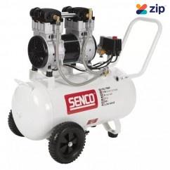 Senco AC24050 - 50L 2HP Single Tank Oil Free Low Noise Direct Drive Air Compressor Single Phase