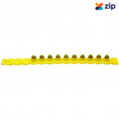 Simpson Strong-Tie P27SL4 - Quick Drive 10 Shot Strip Loads Yellow Power Tool Accessories