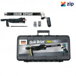 Simpson Strong-Tie QDPRO250G2IK - Quik Drive PRO250 Auto Feed Screw Driving System Nailers & Staplers