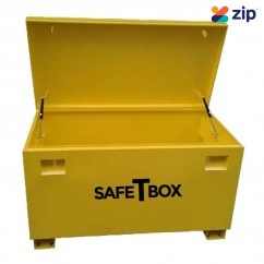 SafeTBox JSB1200 - 1200mm SafeTbox Yellow Jobsite Tools Box  Workshop Tool Boxes & Trolleys