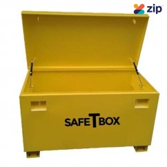 SafeTBox JSB900 - 900mm SafeTbox Yellow Jobsite Tools Box Workshop Tool Boxes & Trolleys