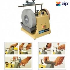 Scheppach TIGER 2500 PACKAGE - Wetstone Grinder Stone + Wood Turners & Sharpening Kits K122 Bench Grinders