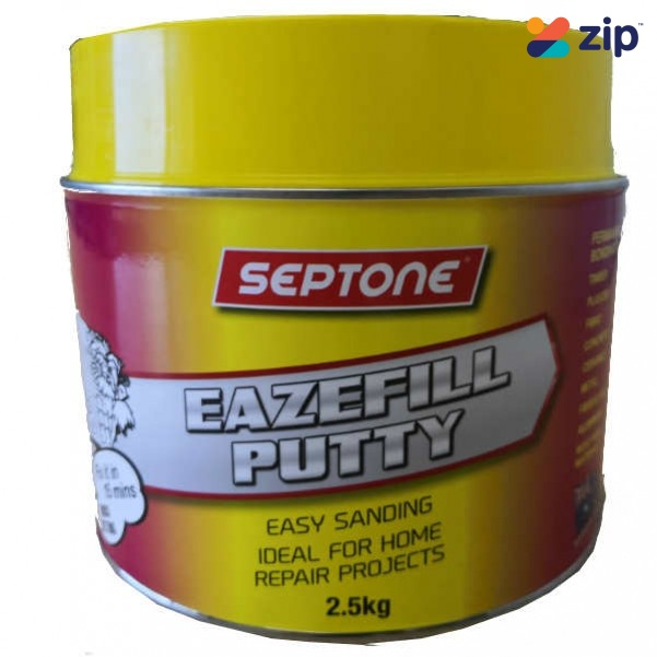 Septone ABE25 - 2.5L Eazefill Putty Adhesives-Sealants