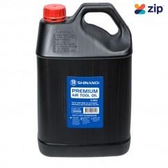 Shinano SI5000 - Air Tool Oil 5L Oil