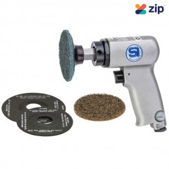 """Shinano SI2210R - 4"""" Disc Sander With 3"""" Roloc System"""