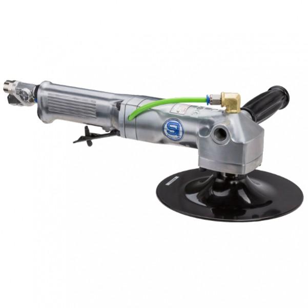 "Shinano SI2351WS - 180mm 7"" Wet-Operation Angle Sander Air Sander & Polisher"