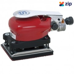Shinano SI-3003A - 75mmx100mm Palm Grip Mini Velcro Orbital Sander Air Sander & Polisher