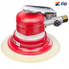 "Shinano SI-3101-6M - 150mm 6"" Palm Grip Dual Action Sander Air Sander & Polisher"