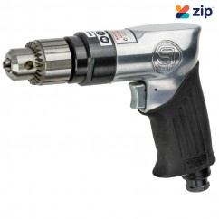"Shinano SI-5300A - 10mm 3/8"" 2000RPM Heavy Duty Drill Air Drill"