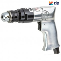 "Shinano SI5500 - 10mm 3/8"" 2600RPM Light Duty Drill Air Drill"