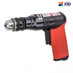 "Shinano SI-5501 - 10mm 3/8"" 2400RPM Light Duty Drill Air Drill"
